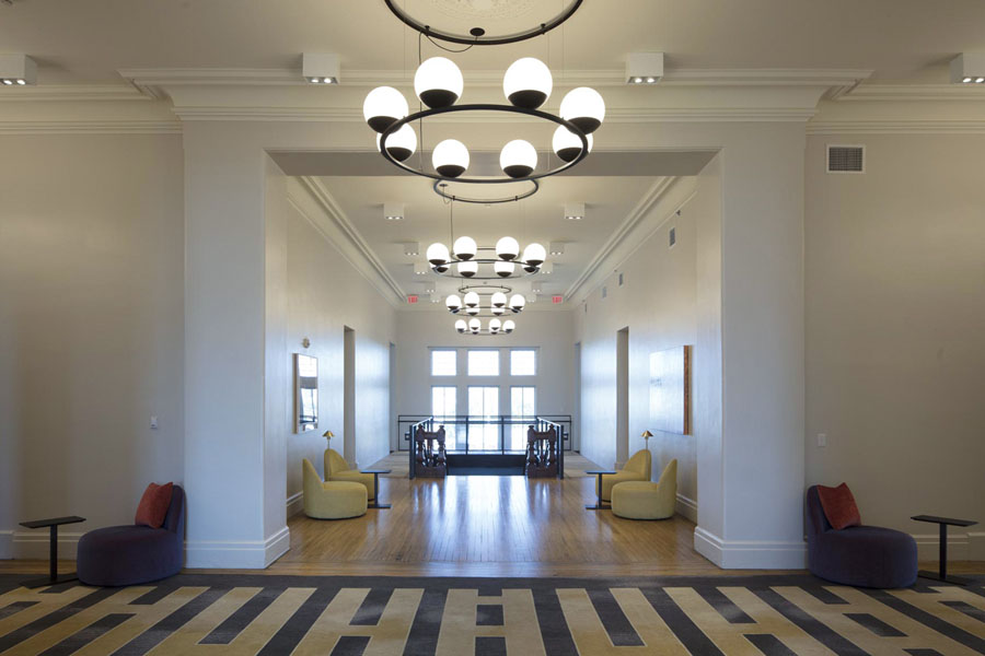 Richardson Olmsted Complex Hotel Henry