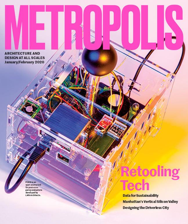 January / February 2020 Metropolis Cover