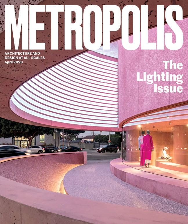 April 2020 Metropolis cover