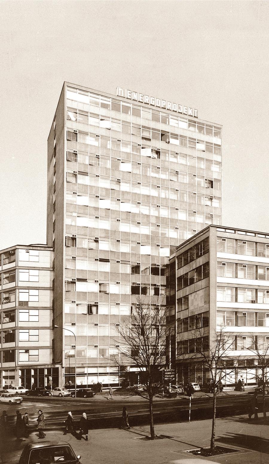 1948–1980 Toward a Concrete Utopia: Architecture in Yugoslavia