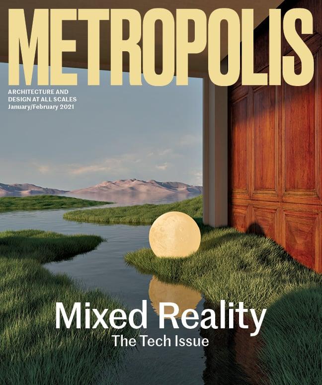 January/February 2021 Metropolis cover