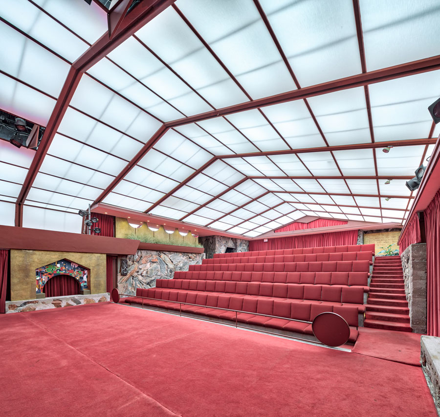 Taliesin West Music Pavilion
