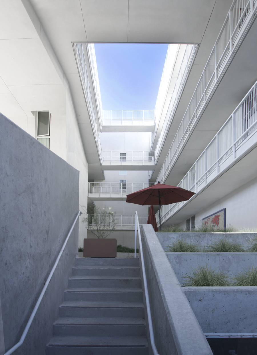example apartment||||||The Six housing complex