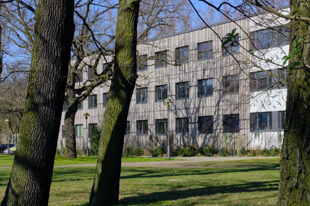 Administration Building Tierpark Berlin By Zrs Architekten Ingenieure A22