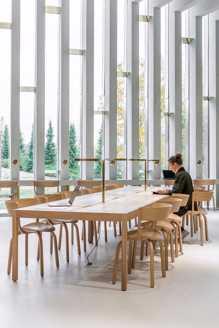 Kirkkonummen Kirjasto Jkmm Arkkitehdit 20201028