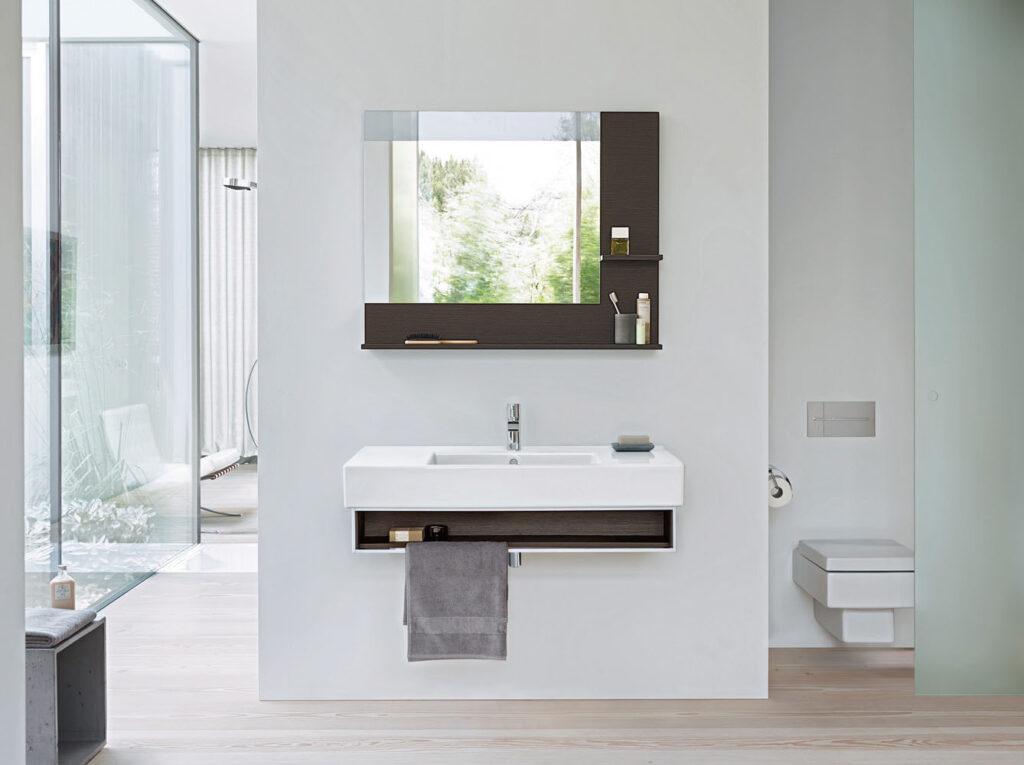 A Duravit bathroom