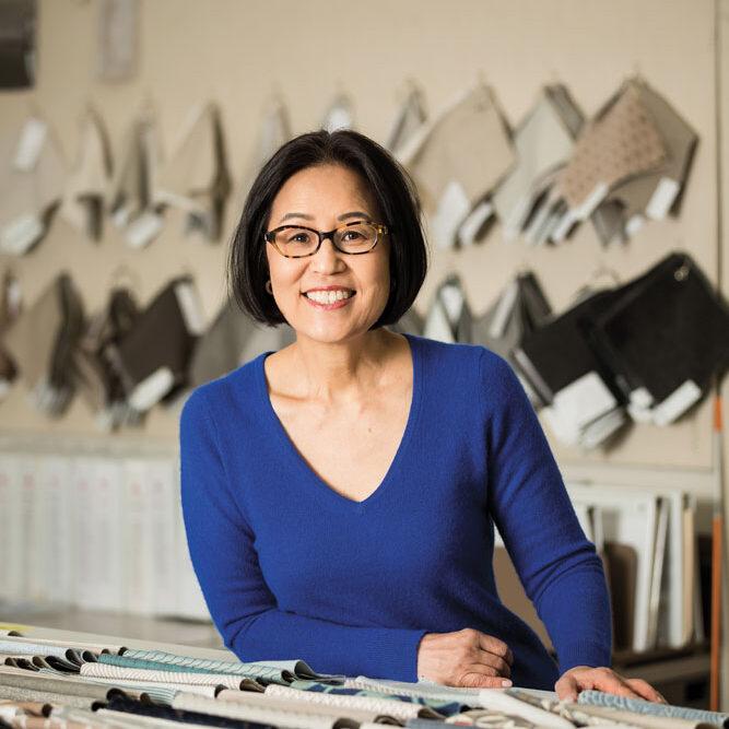 Portrait of Iris Wang