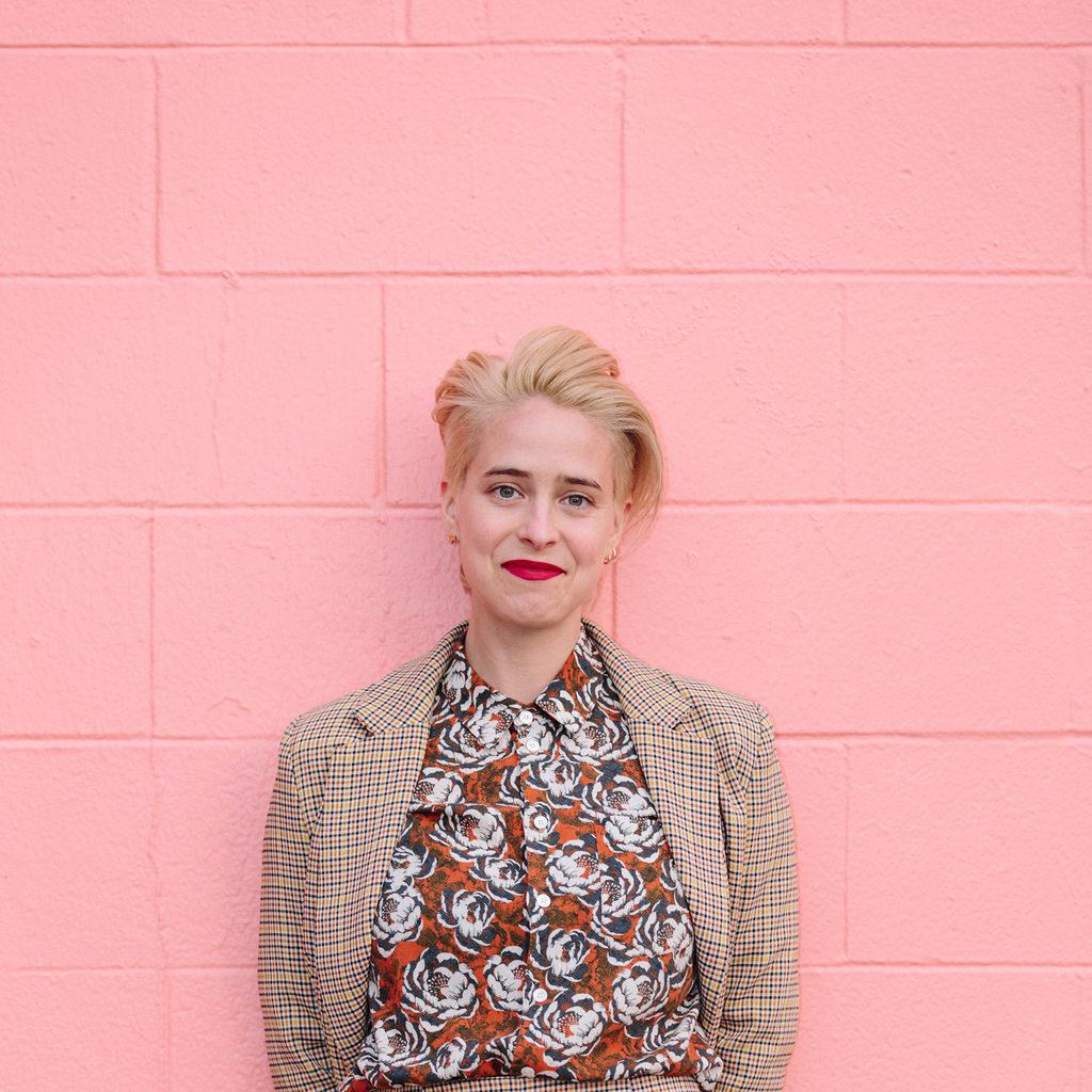 A portrait of Emma Holland Denvir