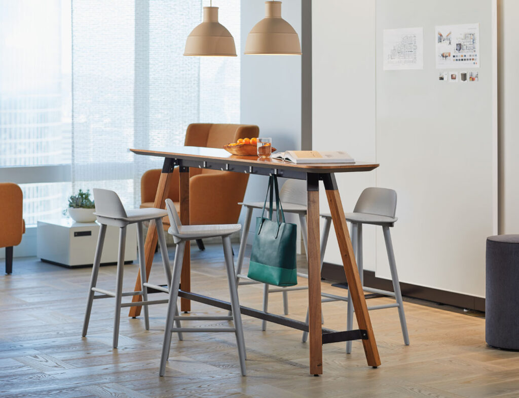 Knoll Table designed by David Rockwell