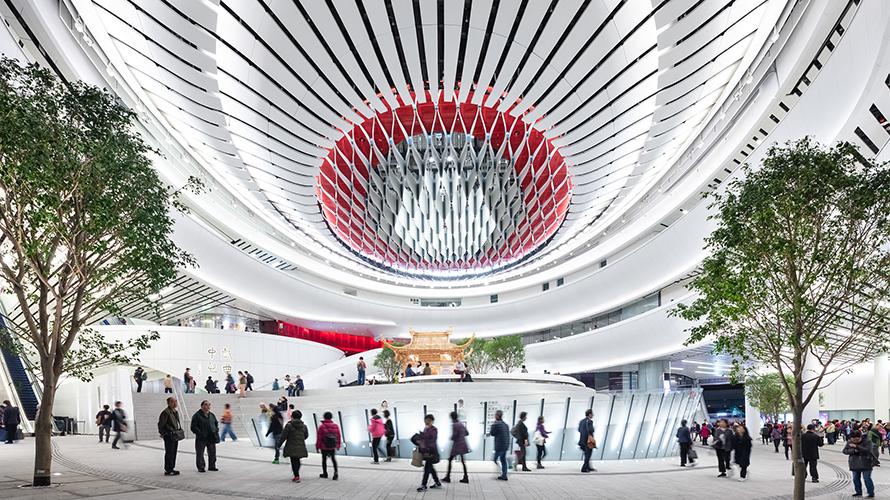 International. Xiqu Centre.Revery Architecture Inc.