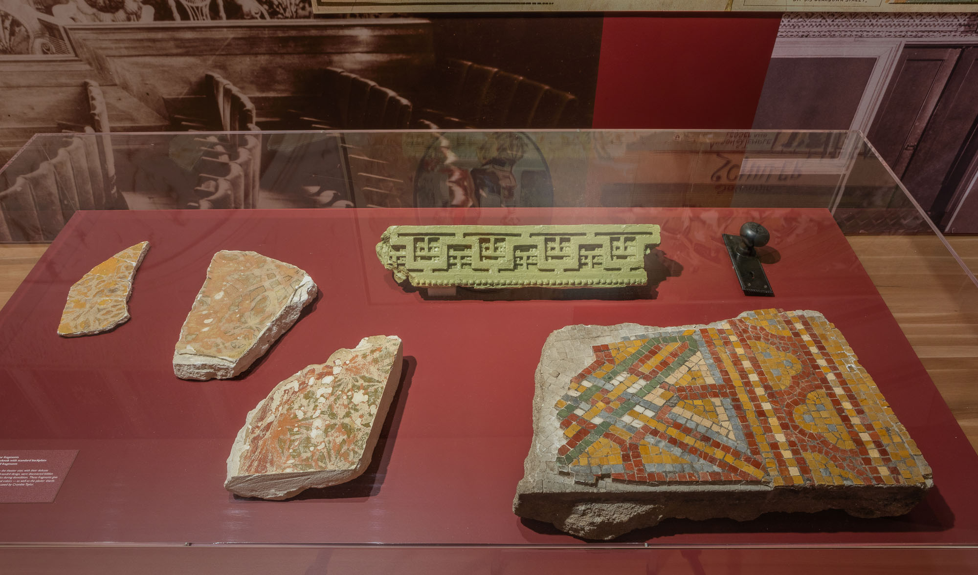 Garrick Theater Fragments